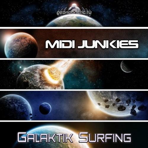 Geomagnetic.tv - MIDI JUNKIES - Galaktik Surfing (geoep167)