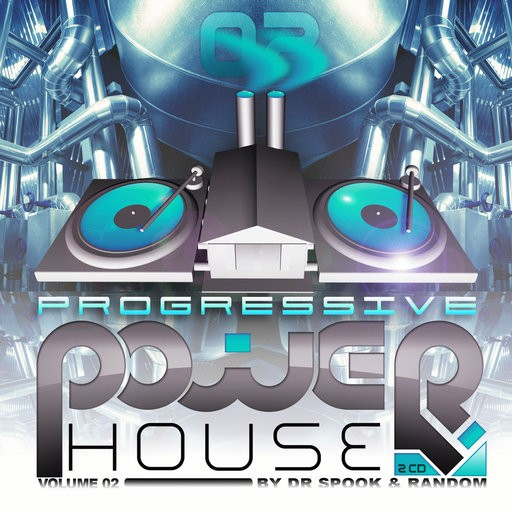 Power House - .Various - Progressive Power House Vol 2
