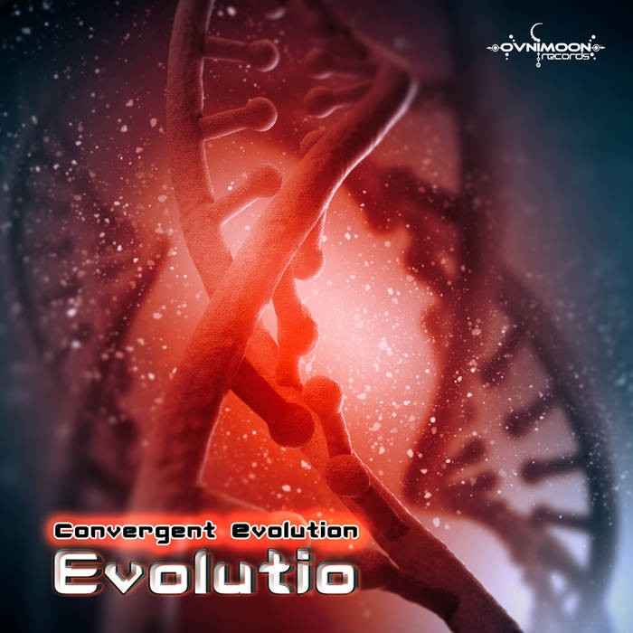 Ovnimoon Records - CONVERGENT EVOLUTION - Evolutio (ovniLP906)
