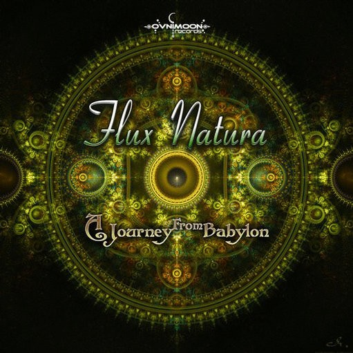 Ovnimoon Records - FLUX NATURA - A Journey From Babylon (ovniLP905)
