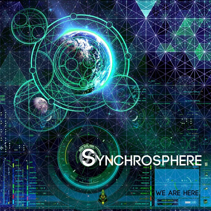 Clocktail Records - SYNCHROSPHERE - We Are Here