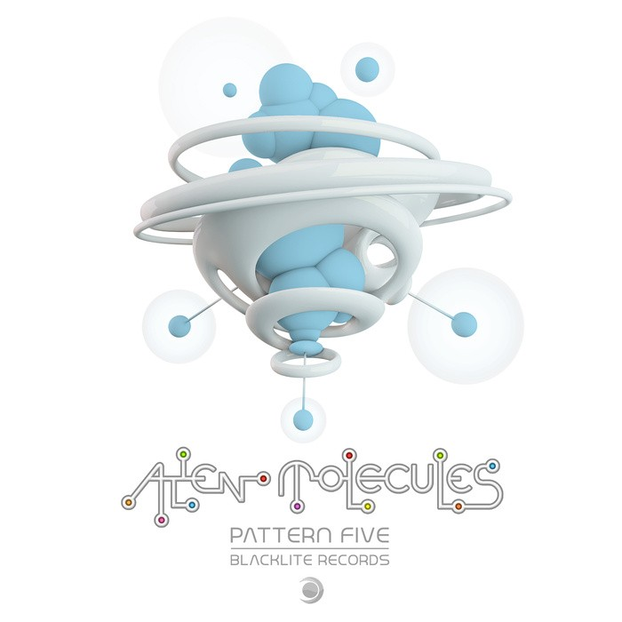 Blacklite Records - .Various - Alien Molecules - Pattern Five