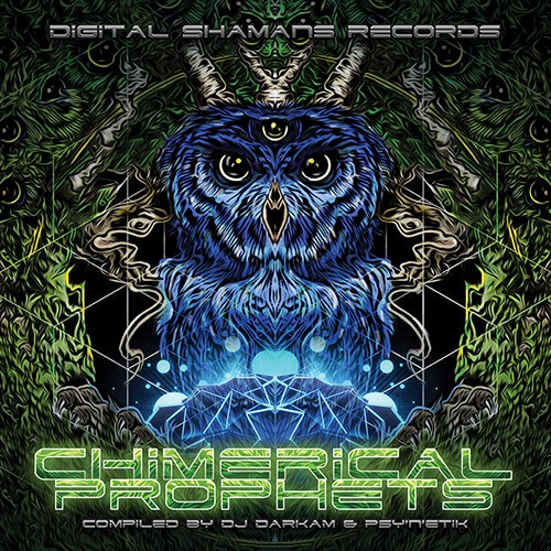 Digital Shamans Records - .Various - Chimerical Prophets