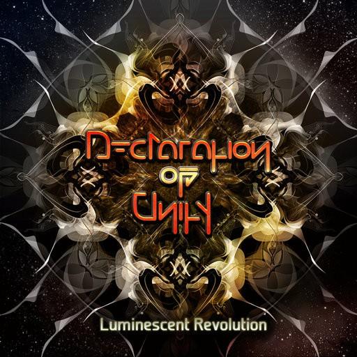 Goa Records - DECLARATION OF UNITY - Luminescent Revolution