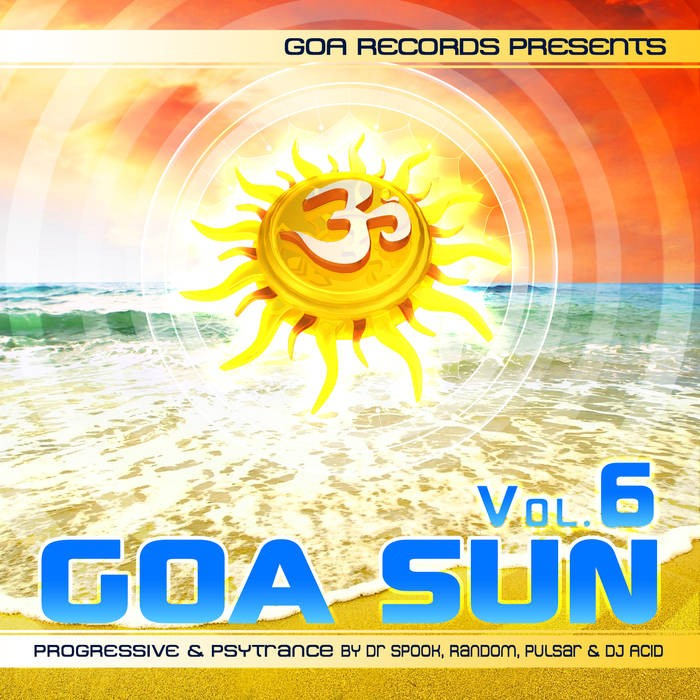 Goa Records - .Various - Goa Sun V.6 (GOAREC051)