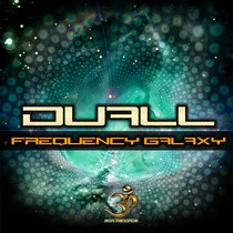 Goa Records - DUALL - Frequency Galaxy (goaep177)