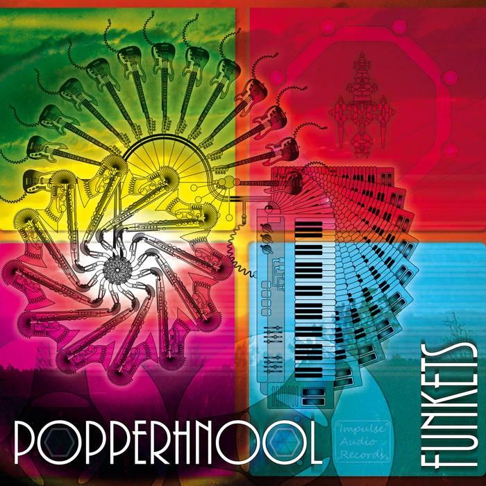 Impulse Audio Records - POPPERHNOOL - Funkets