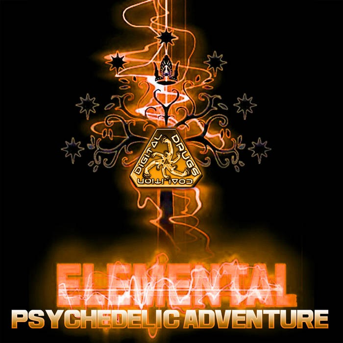 Digital Drugs Coalition - ELEMENTAL - Elementals Psychedelic Adventure (digiep057)