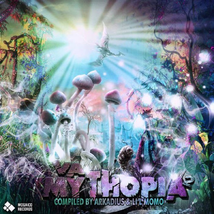 Mosaico Records - .Various - Mythopia 2