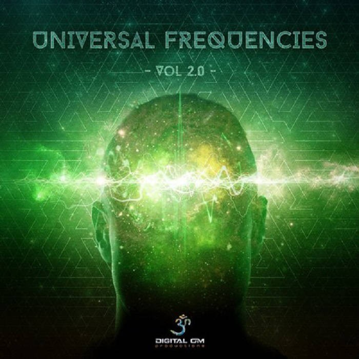 Digital Om - .Various - Universal Frequencies, Vol. 2