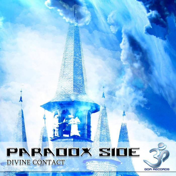 Goa Records - PARADOX SIDE - Divine Contact (goaep178)