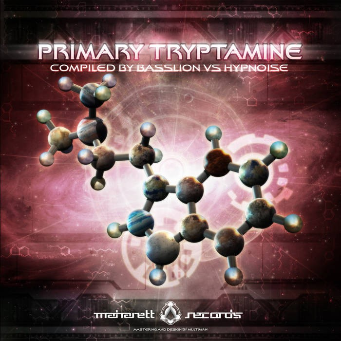 Maharetta Records - .Various - Primary Tryptamine