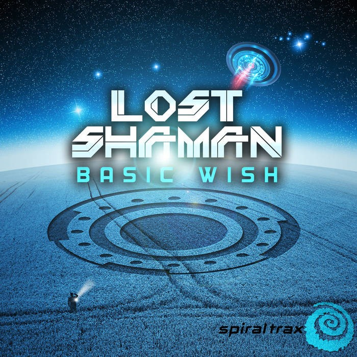 Spiral Trax Records - LOST SHAMAN - Basic Wish (spit063)