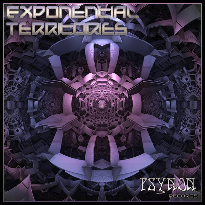 Psynon Records - .Various - Exponential Territories
