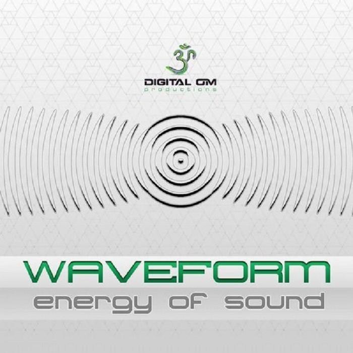 Digital Om - WAVEFORM - Energy Of Sound