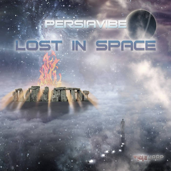 Timewarp Records - PERSIAVIBE - Lost in Space (timewarp034)
