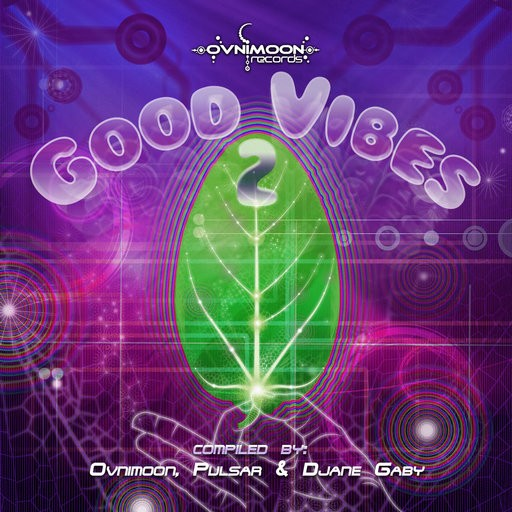 Ovnimoon Records - .Various - Good Vibes V.2 (ovnicd102)