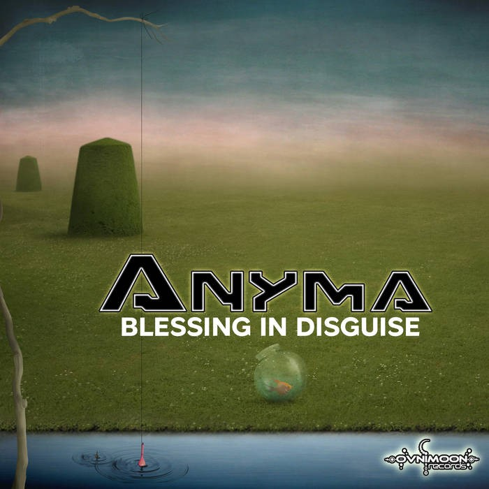 Ovnimoon Records - ANYMA - Blessing in Disguise (ovniep175)