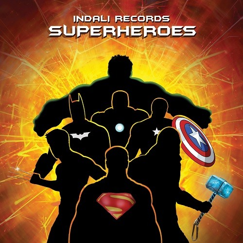 Indali Records - .Various - Superheroes
