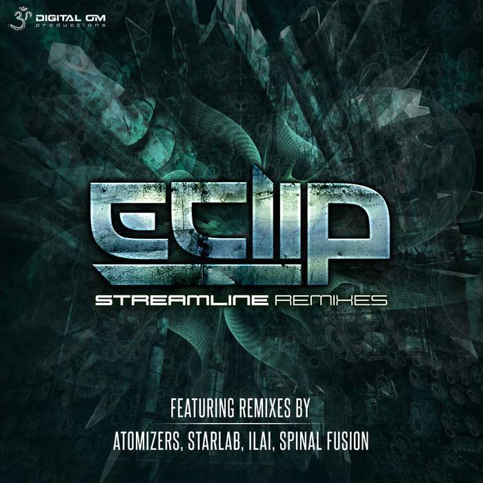 Digital Om - E-CLIP - Streamline Remixes