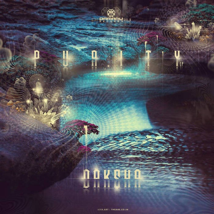 Damaru Records - DAKSHA - Purity
