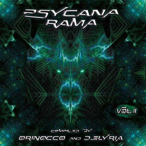 Psycana Records - .Various - Psycana Rama Vol.2
