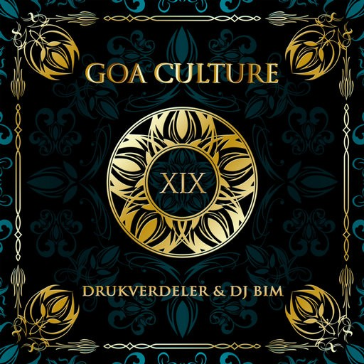 Yellow Sunshine Explosion - .Various - Goa Culture Vol 19