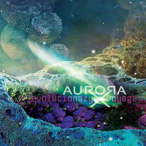 Altar Records - AURORAX - Evolutionary Voyage