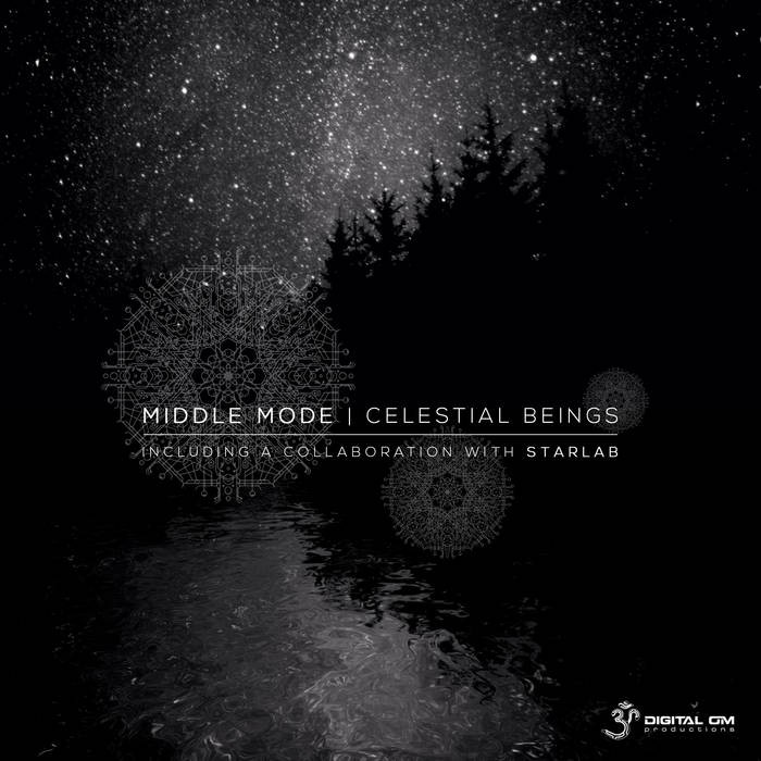 Digital Om - MIDDLE MODE - celestial beings