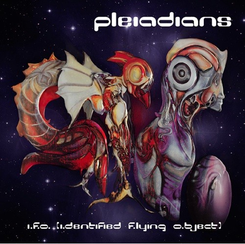 Dat Records - PLEIADIANS - I.F.O.