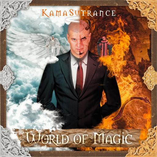 DNA Records - KAMASUTRANCE - World Of Magic