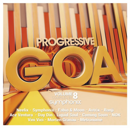 Audioload Music - .Various - Progressive Goa Vol 8