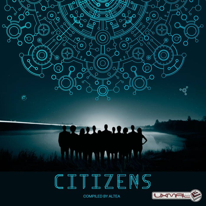 Uxmal Records - .Various - Citizens