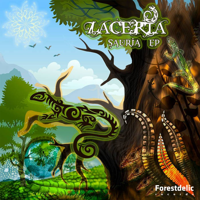 Forestdelic Records - LACERTA - Sauria