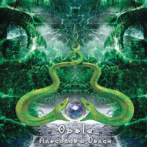 Dat Records - OPALE - Anaconda s Dance EP