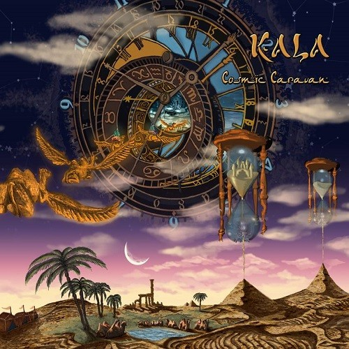 Forestdelic Records - KALA - Cosmic Caravan