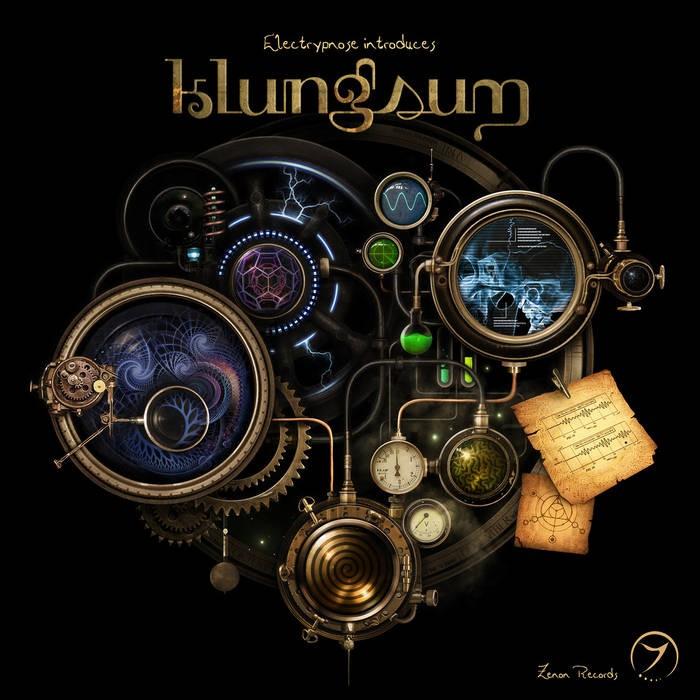 Zenon Records - ELECTRYPNOSE - Klungsum