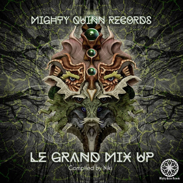Mighty Quinn Records - .Various - Le Grand Mix Up