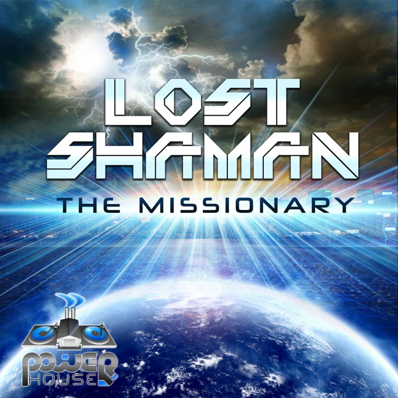 Power House - LOST SHAMAN - The Missionary (pwrep149)
