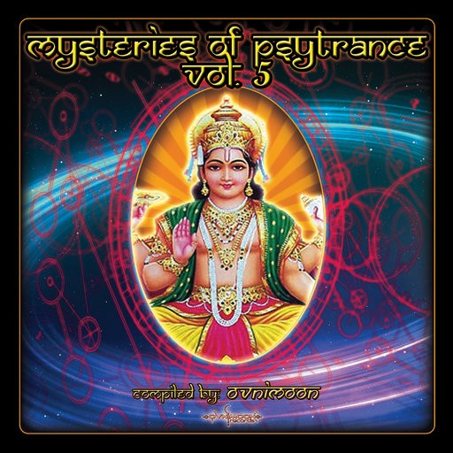 Ovnimoon Records - .Various - Mysteries Of Psytrance Vol 5