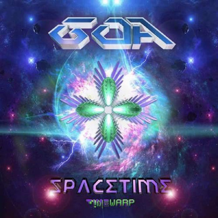 Timewarp Records - .Various - Goa Space Time (timewarp039)