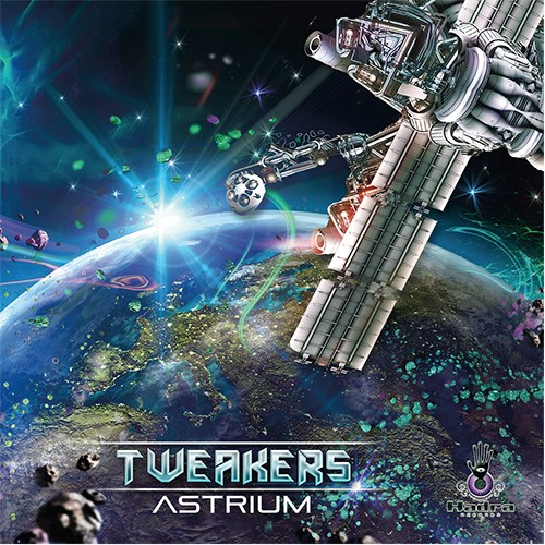 Hadra Records - TWEAKERS - Astrium