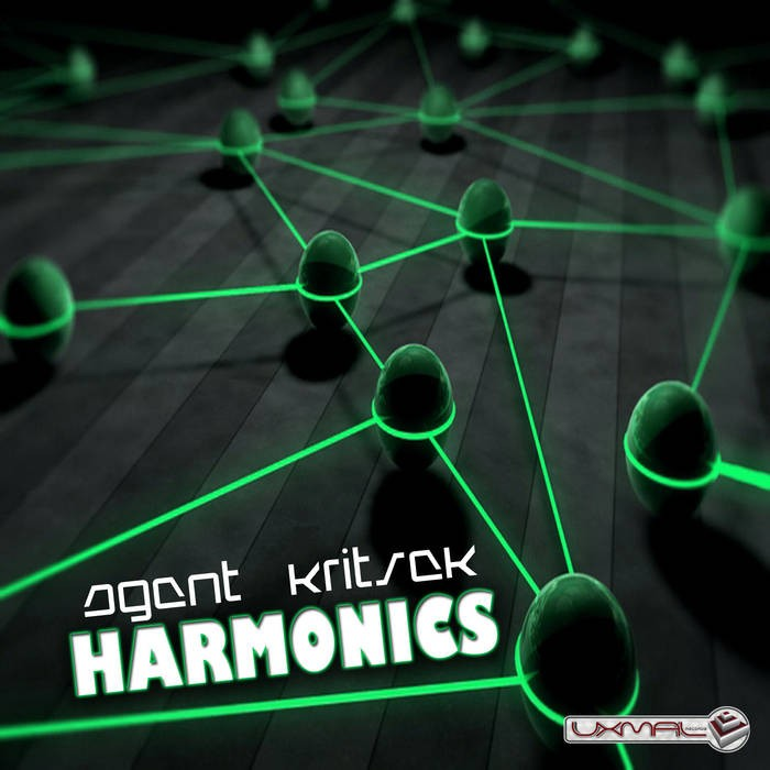 Uxmal Records - AGENT KRITSEK - Harmonics