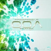 Parabola Music - .Various - Progressive Goa Trance Volume 2 (PAODW018)