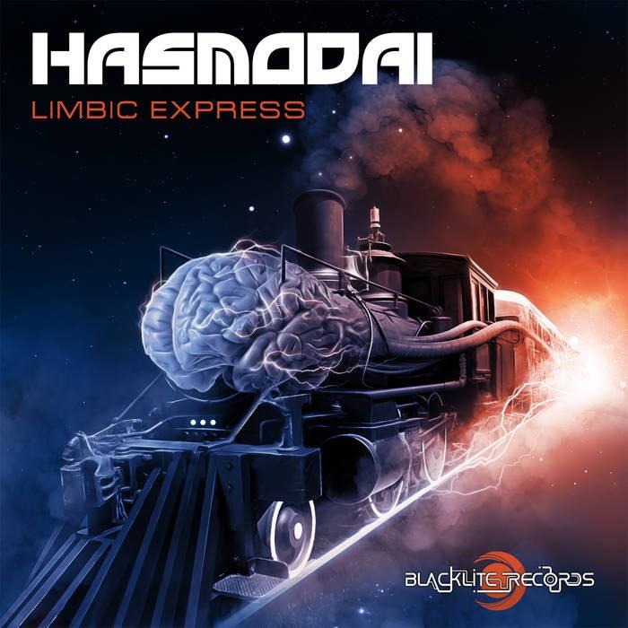 Blacklite Records - HASMODAI - Limbic Express