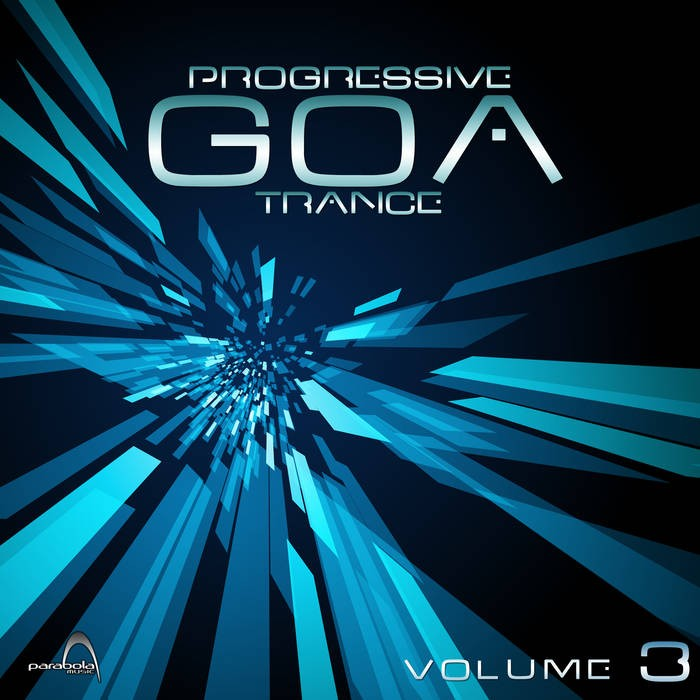 Parabola Music - .Various - Progressive Goa Trance Vol 3