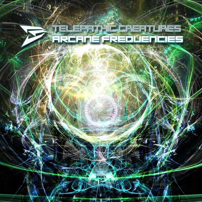 Deviant Force Records - TELEPHATIC CREATURES - Arcane Frequencies