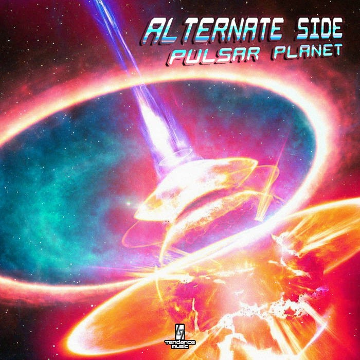 Tendance Music - ALTERNATE SIDE - Pulsar Planet