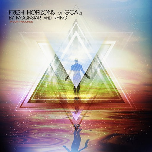 Goa Records - .Various - Fresh Horizons Of Goa Vol.2 -By Moonstar and Rhino