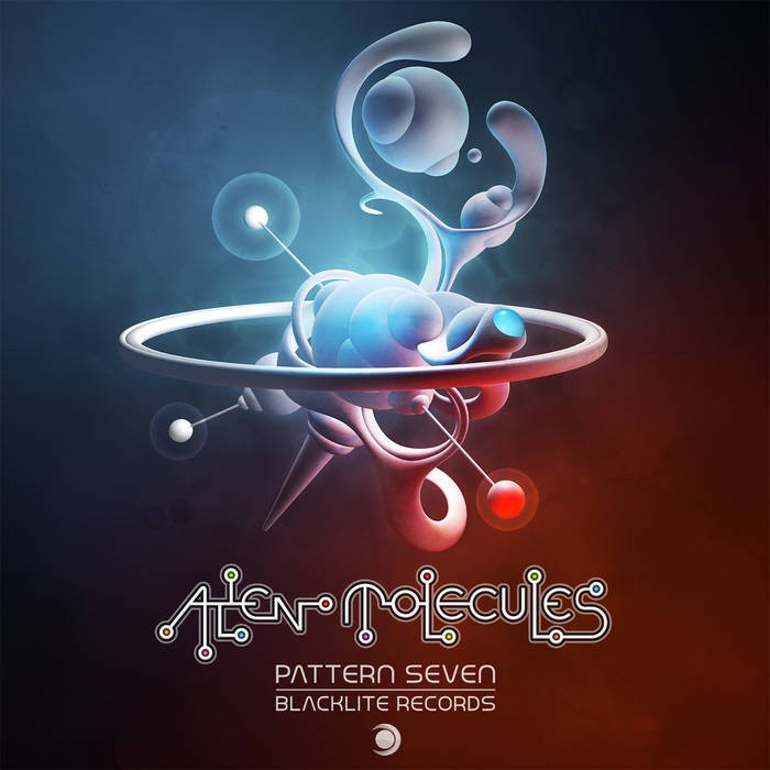 Blacklite Records - .Various - Alien Molecules - Pattern Seven